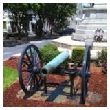 Potsville, PA, 49 Inch Cannon Wheels